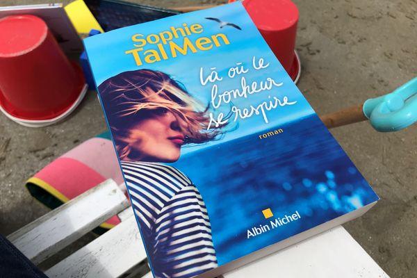 Là où le bonheur se respire, dernier roman de Sophie Tal Men (Albin Michel)