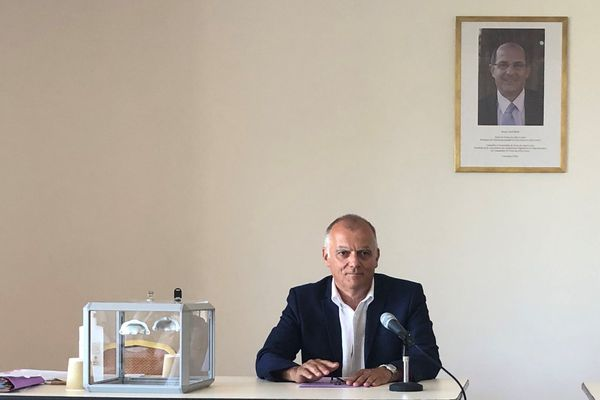 Patrick Sanguinetti a été élu ce lundi à la présidence de la Communauté de communes du Cap Corse.