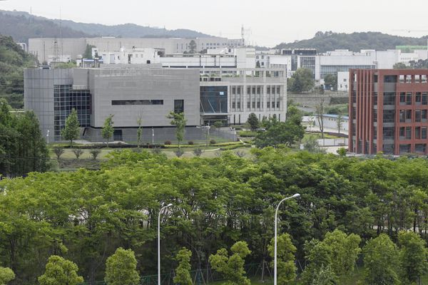 Wuhan Institute of Virology in the central China city of Wuhan