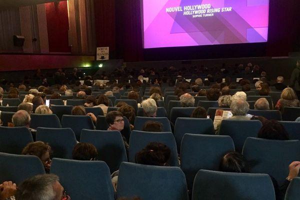 La projection du film de Woody Allen affiche complet