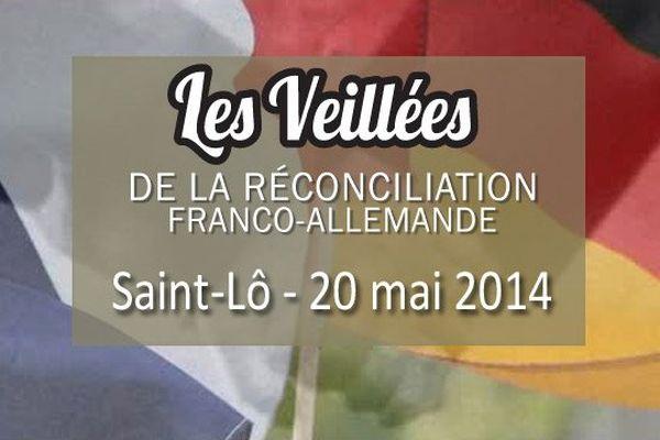 Huitème veillée de la réconciliation à Saint-Lô (Manche) le 20 mai 2014 à 19h00