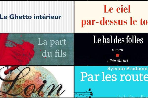 Sélection du Prix Renaudot des Lycées 2019
