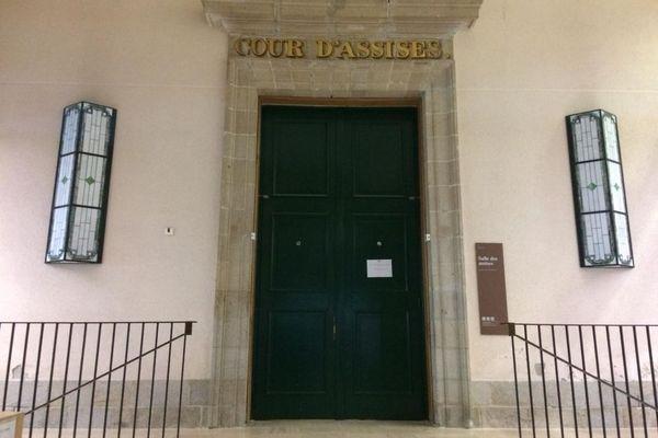 Salle des Assises de Quimper (Finistère)