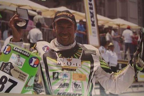 Christophe Meillat, 8 Dakars africains et 2 sud-américains au compteur