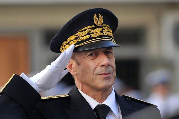 Le préfet Alain Gardère, photographié ici le 30 mai 2011 à Marseille.