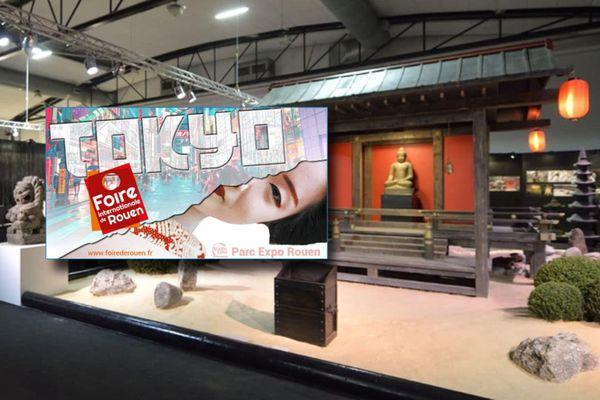Tokyo en vedette à la foire internationale de Rouen, du 4 au 13 septembre 2020