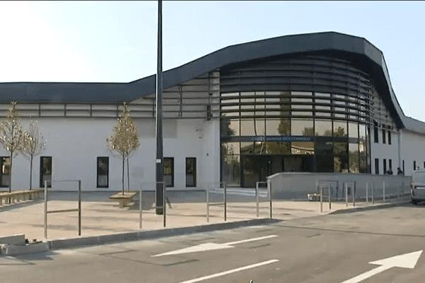 Le Centre Nautique Intercommunal de Vénissieux, Lyon et Saint-Fons - juillet 2015