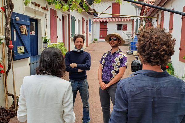 Sacha Got et Marlon Magnée