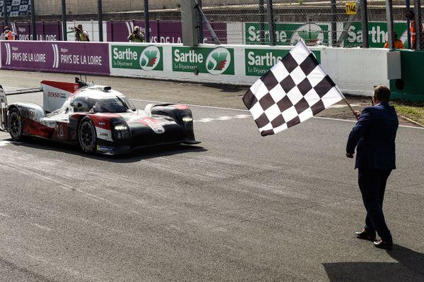 La Toyota n°8 remporte les 24 Heures du Mans 2020