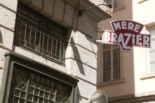 """Le restaurant """"La Mère Brazier"""", institution gastronomique lyonnaise, fête son centième anniversaire"""