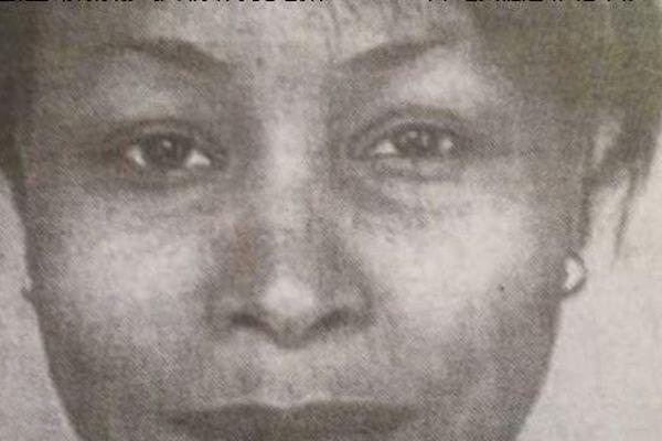 Fabienne Kabou, mère de la petite Adélaïde, morte noyée à Berck.