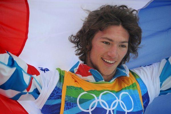 Tony Ramoin, médaille de bronze aux JO en 2010, prêt à renouveler l'exploit.