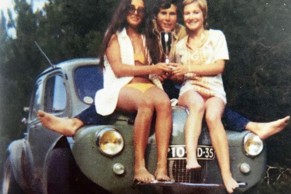 Les années 70 autour de Rennes