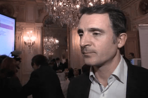 Eric Piolle, maire EELV de Grenoble