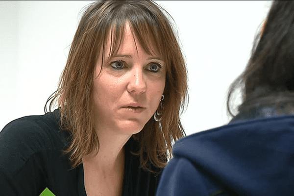 Des demandeurs d'emploi en insertion sont reçus en entretien à Rennes