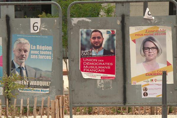 A Vaulx-en-Velin (Métropole de Lyon), le taux d'abstention s'envole à 88,3% des inscrits, c'est la deuxième commune de France qui a le moins voté dimanche 20 juin, un triste record.