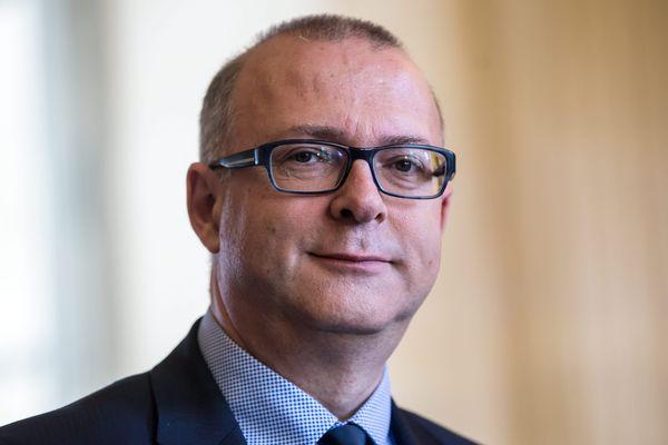 Damien Meslot (LR), réelu maire de Belfort