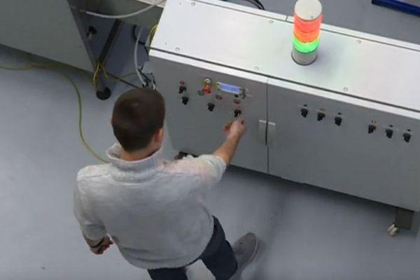 Sanodev, une start-up de 5 salariés spécialisée dans la désinfection industrielle offre une alternative aux pesticides.