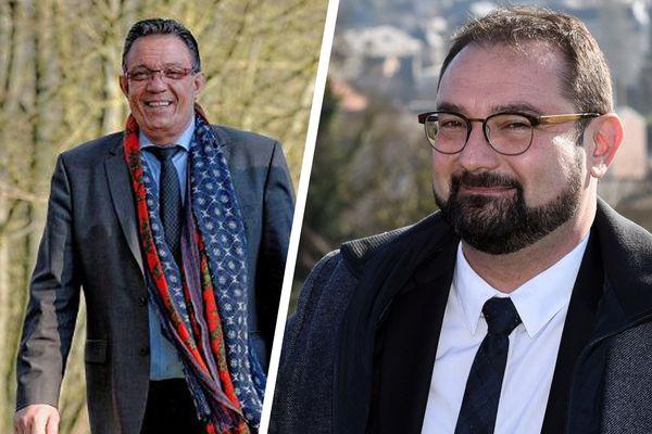 Joseph Afribo et Renaud Averly s'affronteront lors du 2nd tour des élections municipales à Rethel