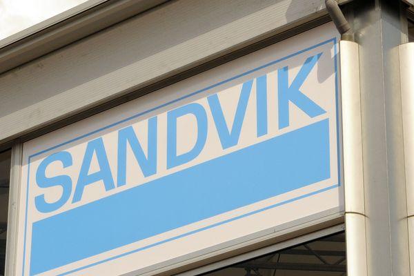 L'usine Sandvik de Fondettes (Indre-et-Loire) va laisser 161 salariés sur le carreau.