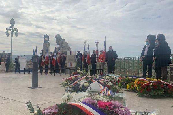Journée nationale des victimes du terrorisme, attentat de la gare Saint-Charles, cérémonie hommage le 11 mars 2021