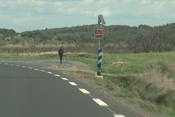 Une trentaine de prostituées arpente chaque jour la route nationale entre Béziers et Narbonne.