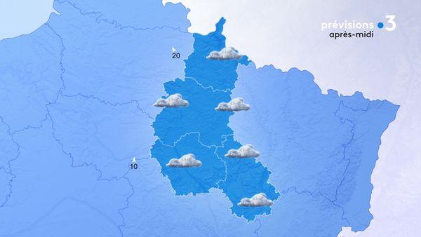 Une nouvelle perturbation pluvio-neigeuse arrive par l'ouest