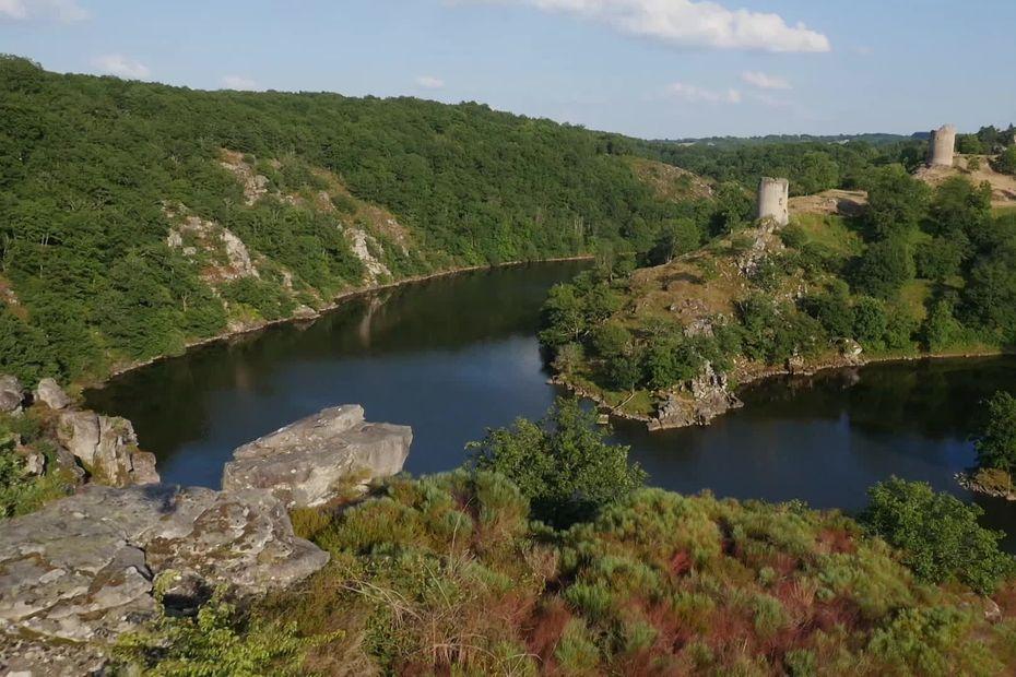 """""""Cet été, on vous emmène à la découverte de destinations en Limousin""""."""