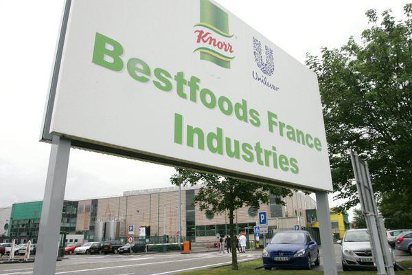 Le site Knorr de Duppigheim va fermer, 261 emplois concernés