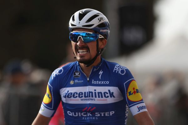 Tour du Pays basque : Julian Alaphilippe remporte, mardi 9 avril, la 2e étape. (Photo d'illustration)