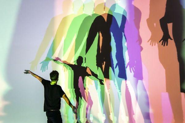 Your uncertain shadow (colour), 2010 - Olafur Eliasson