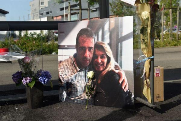Le chauffeur de bus Philippe Monguillot, agressé violemment dimanche soir 5 juillet à Bayonne.