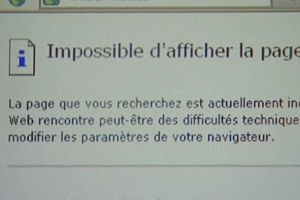 À Nevoy, dans le Loiret, impossible de se connecter à Internet par l'ADSL...