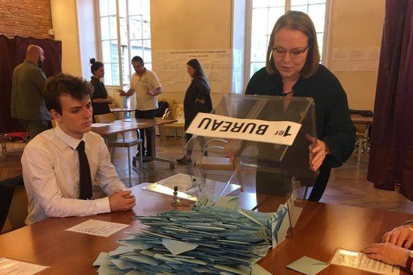 Résulats des élections européennes : les écologistes arrivent en deuxième position à Toulouse