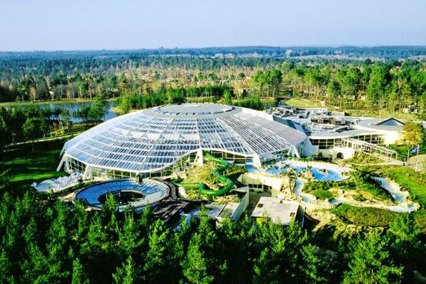 Le Center Parcs de Sologne