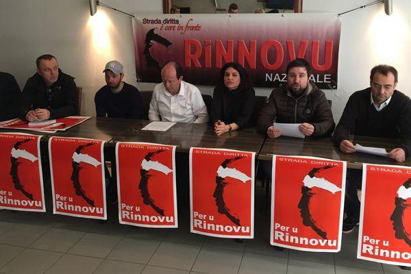 06/03/2017 - Conférence de presse du Rinnovu