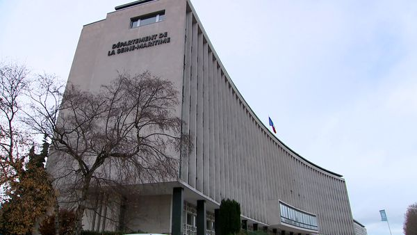 Rouen - Hôtel du département de la Seine-Maritime