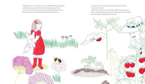 Escargots à gogo de Sandrine Le Guen et Audrey Calleja