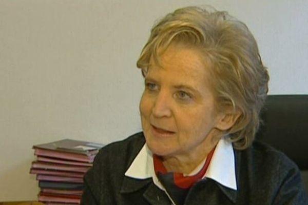 Françoise Debaisieux, ancienne préfète de Lozère