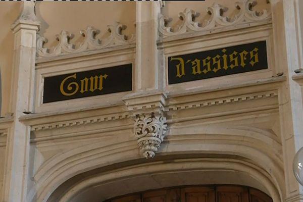 La cour d'assises de Dijon, mardi 17 septembre.