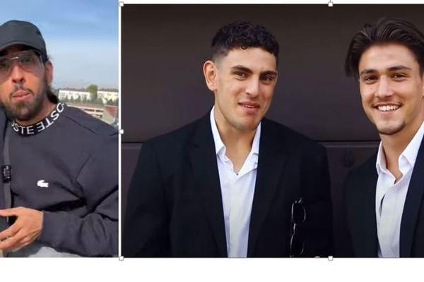 Marouane Sista et les Bodyguard LA, trois youtubers  amateurs de pranks