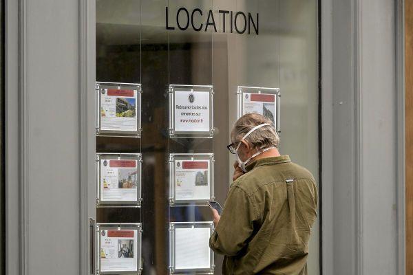 En 2020, en Auvergne, les ventes de logements anciens de novembre 2019 à octobre 2020 ont chuté de 5,1% par rapport à l'année précédente.