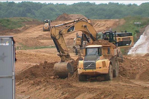 Le chantier de la Route Centre Europe Atlantique doit devenir prioritaire, dit la Cour des Comptes