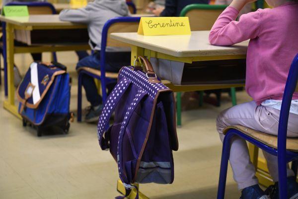 Des élèves d'une école de La Verpillière (Isère) ont été placés en quatorzaine après la découverte d'un cas de Covid-19. (Illustration)