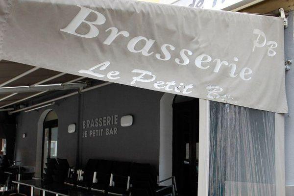 """""""Le Petit Bar"""" à Ajaccio n'existe plus à présent"""