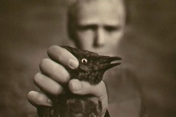 """Détail d'une photo de William Ropp, dans le cadre de l'exposition """"The Shadow Sculptor"""" à Clermont-Ferrand."""