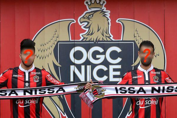 Combien de nouvelles recrues à l'OGC Nice ?