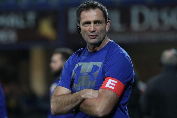 Le coach de l'ASM Clermont Auvergne Franck Azéma s'est exprimé avant le match face à Montpellier le 5 mars à 20h45.