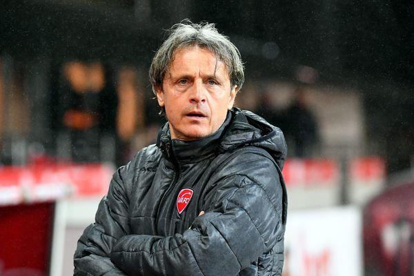 Comme l'an dernier, Réginald Ray a emmené Valenciennes à la 13ème place de Ligue 2