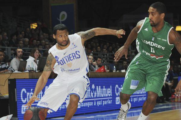 La dernière rencontre entre Poitiers et Limoges s'est déroulée en mars 2013.